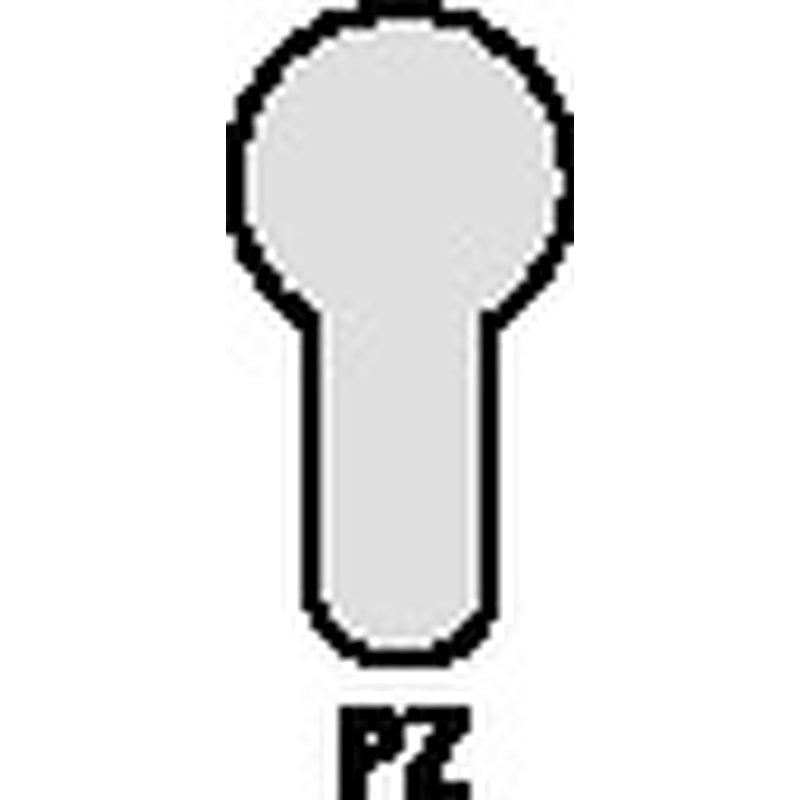 RR-Einsteckschloss nach DIN 18251-2 Kl. 3 PZW DIN links